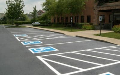 Requirements For ADA Parking Lots