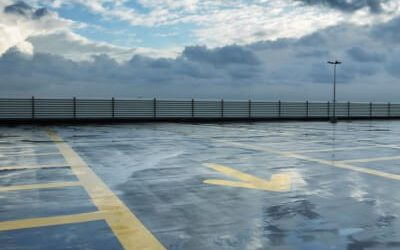 Why Fresh Parking Lot Stripes Are Important